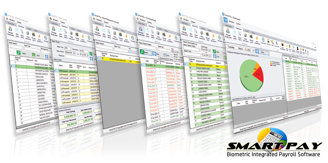 Payroll Software | Smart Pay | Work Smarter and pay event smarter