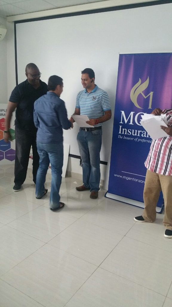 Training for MGEN Insurance Brokers & Agents - ITL ...